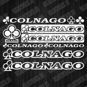Комплект наклеек для COLNAGO