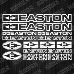 Купить комплект наклеек для велосипеда EASTON
