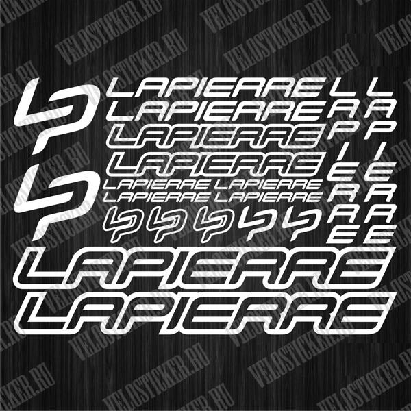 Интернет-магазин наклеек для велосипеда LAPIERRE