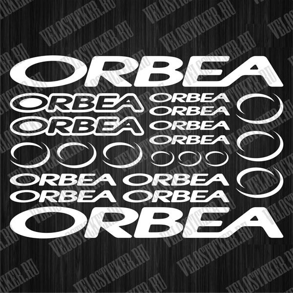 Где купить наклейки для велосипеда ORBEA