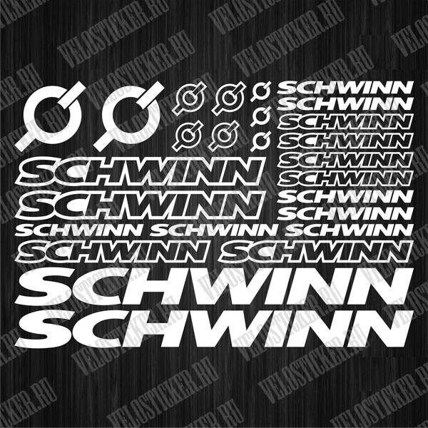 Стикерпакы для SCHWINN